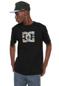 Camiseta DC Shoes All City - Preta